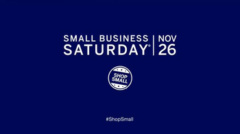 American Express TV Spot, '2016 Small Business Saturday: Show Some Love' - Thumbnail 10