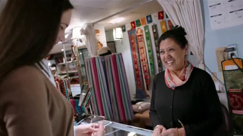 American Express TV Spot, '2016 Small Business Saturday: Show Some Love' - Thumbnail 4