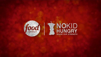 No Kid Hungry TV Spot, 'Food Network: Reality' - Thumbnail 1