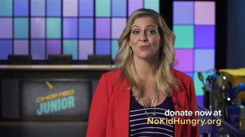 No Kid Hungry TV Spot, 'Food Network: Reality' - Thumbnail 6