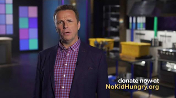 No Kid Hungry TV Spot, 'Food Network: Reality' - Thumbnail 8
