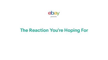 eBay TV Spot, 'The Gift That Makes Him Say, No Way' - Thumbnail 1