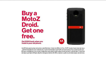 Verizon LTE Advanced TV Spot, 'Moto Z Droid' - Thumbnail 6