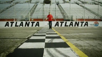 Atlanta Motor Speedway TV Spot, 'Don't Miss a Lap! Be Here for NASCAR!' - 4 commercial airings