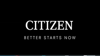 Citizen Eco-Drive Satellite Wave-World Time GPS Watch TV Spot, 'Light' - Thumbnail 7