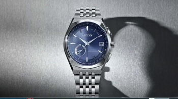 Citizen Eco-Drive Satellite Wave-World Time GPS Watch TV Spot, 'Light' - Thumbnail 3