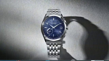 Citizen Eco-Drive Satellite Wave-World Time GPS Watch TV Spot, 'Light' - Thumbnail 5