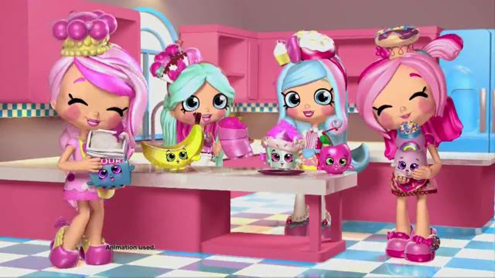 Shopkins Chef Club TV Commercial Cooking Up A Storm DVD