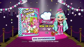 Shopkins Chef Club TV Spot, 'Cooking Up a Storm: DVD' - Thumbnail 7