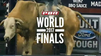 2017 PBR Built Ford Tough World Finals TV Spot, 'Lock In Your Seats' - Thumbnail 2