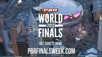 2017 PBR Built Ford Tough World Finals TV Spot, 'Lock In Your Seats' - Thumbnail 3