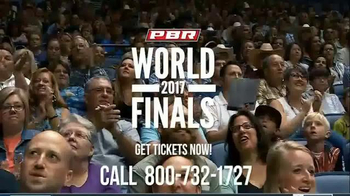 2017 PBR Built Ford Tough World Finals TV Spot, 'Lock In Your Seats' - Thumbnail 4