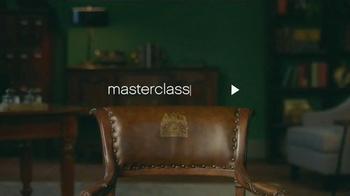 Masterclass TV Spot, 'Screenwriting' Featuring Aaron Sorkin - Thumbnail 1