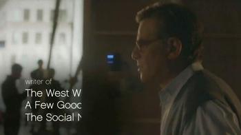 Masterclass TV Spot, 'Screenwriting' Featuring Aaron Sorkin - Thumbnail 4