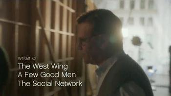 Masterclass TV Spot, 'Screenwriting' Featuring Aaron Sorkin - Thumbnail 5