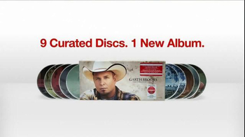 Target TV Spot, 'Garth Brooks: The Ultimate Collection: The Fire' - Thumbnail 10