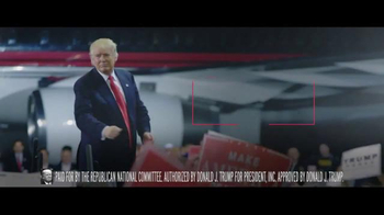 Donald J. Trump for President TV Spot, 'Corruption: FBI Investigation' - 3 commercial airings