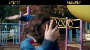 The Edge of Seventeen - Alternate Trailer 9