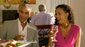 Sandals Resorts TV Spot, 'Emerald Bay Golf, Tennis & Spa Resort' - Thumbnail 1