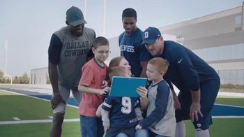 NFL TV Spot, 'Football Is Family: Answering the Call' Feat. Jason Witten - 44 commercial airings