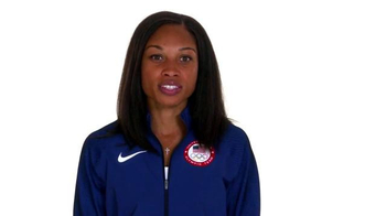 The More You Know TV Spot, 'NBC: Election' Featuring Allyson Felix