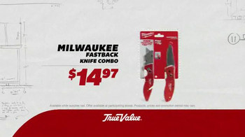 True Value Hardware TV Spot, 'Milwaukee Tools' - Thumbnail 4
