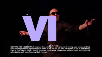 Fuse Cruisin' After Dark With PitBull VIP Sweepstakes TV Spot, 'Hang' - Thumbnail 10