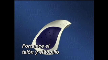 WalkFit Insoles TV Spot, 'Dolor de pie' [Spanish] - Thumbnail 2