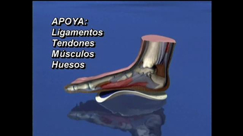 WalkFit Insoles TV Spot, 'Dolor de pie' [Spanish] - Thumbnail 3
