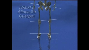 WalkFit Insoles TV Spot, 'Dolor de pie' [Spanish] - Thumbnail 4