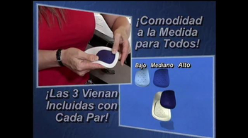 WalkFit Insoles TV Spot, 'Dolor de pie' [Spanish] - Thumbnail 6