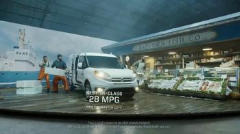 Ram Commercial TV Spot, 'Time: Access to Your Workspace'