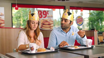 Burger King Pancakes TV Spot, 'What Would You Do?' - Thumbnail 1