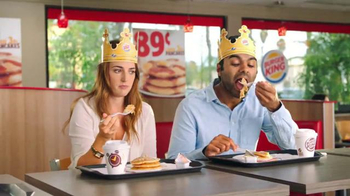 Burger King Pancakes TV Spot, 'What Would You Do?' - Thumbnail 2