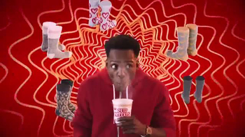 Cup Noodles TV Spot, 'I'm Just Warmin' Up: Sneaker Store'