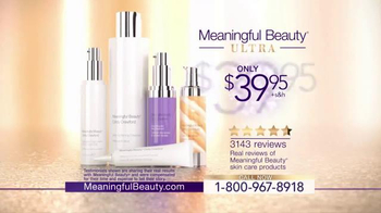 Meaningful Beauty Ultra TV Spot, 'Supermodel Skin' Featuring Cindy Crawford - Thumbnail 6
