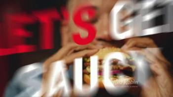 Red Robin Gourmet Burgers TV Spot, 'Let's Burger' - Thumbnail 1