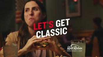 Red Robin Gourmet Burgers TV Spot, 'Let's Burger' - Thumbnail 2