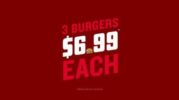 Red Robin Gourmet Burgers TV Spot, 'Let's Burger' - Thumbnail 5