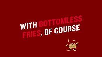 Red Robin Gourmet Burgers TV Spot, 'Let's Burger' - Thumbnail 7