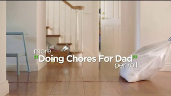Bounty TV Spot, 'Chores for Mom and Dad' - Thumbnail 5