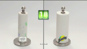 Bounty TV Spot, 'Chores for Mom and Dad' - Thumbnail 9