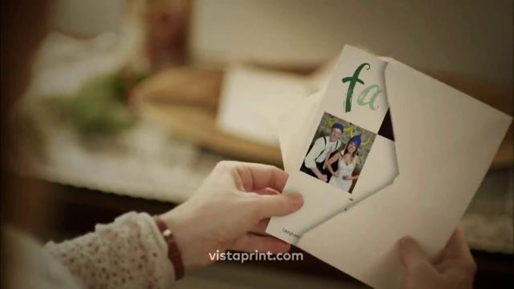 Vistaprint Holiday Cards TV Commercial, \'Personality\' - iSpot.tv