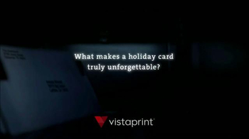 Vistaprint Holiday Cards TV Spot, 'Personality' - Thumbnail 1
