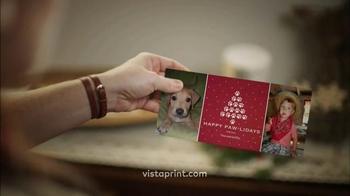 Vistaprint Holiday Cards TV Spot, 'Personality' - Thumbnail 5