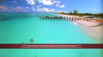 Hallmark Channel White Sand Christmas Sweepstakes TV Spot, 'Beaches Resort' - Thumbnail 3