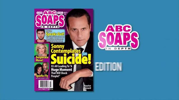 ABC Soaps In Depth TV Spot, 'Sonny's Darkest Hour' - Thumbnail 5