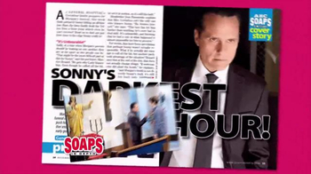 ABC Soaps In Depth TV Spot, 'Sonny's Darkest Hour' - Thumbnail 7
