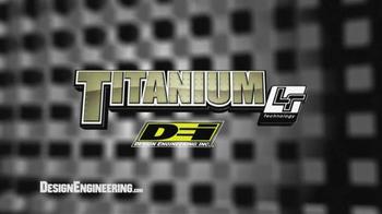 Design Engineering Titanium Exhaust Wrap TV Spot, 'Run Cooler' - Thumbnail 1