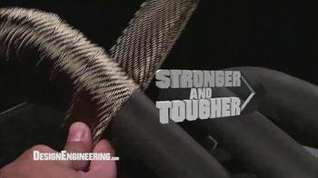Design Engineering Titanium Exhaust Wrap TV Spot, 'Run Cooler' - Thumbnail 2